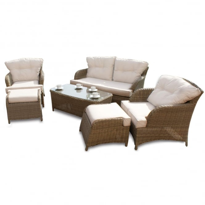 Maze Rattan Winchester Cambridge Sofa Set