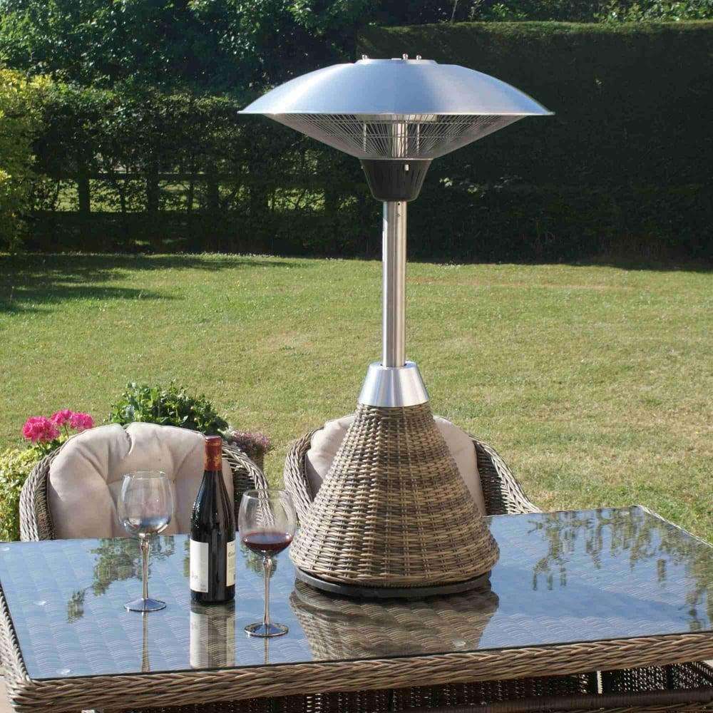 maze rattan winchester table top heater gardenstreet rh gardenstreet co uk patio table heater patio table heaters gas