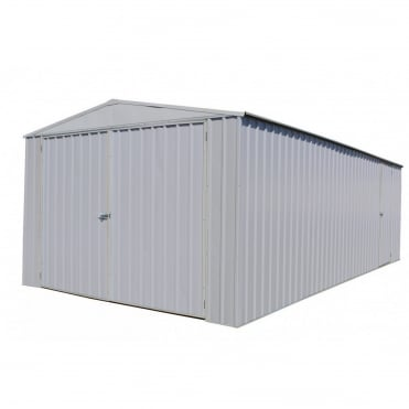 Absco Space Saver Titanium Metal Shed 10X20