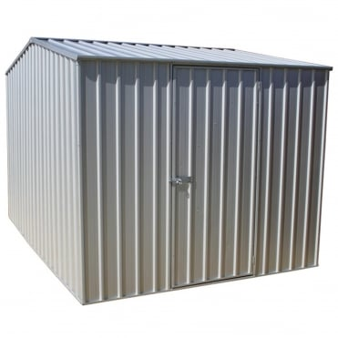 Absco Space Saver Titanium Metal Shed 7X10