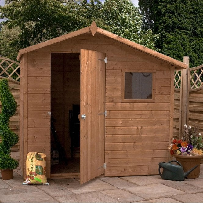 Mercia Offset Apex Shed 7X5