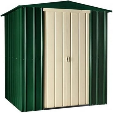 Metal Apex Shed 6X4
