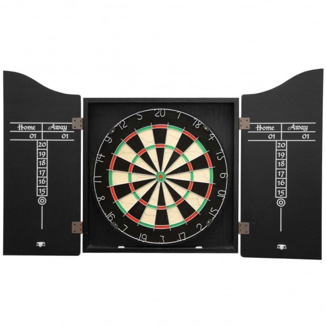 Mightymast Dartboard Set With Accessories