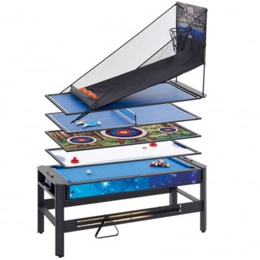Pentagon 5-in-1 Multigames Table