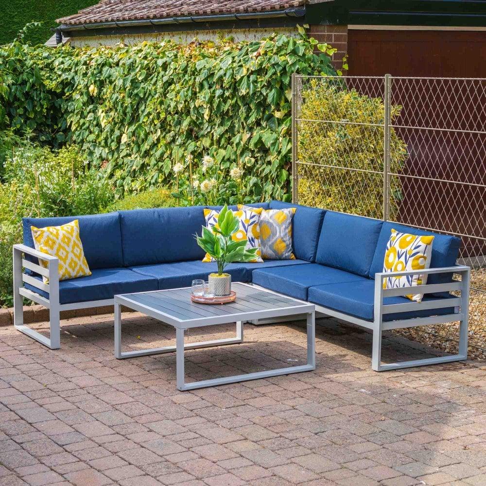 Lg Outdoor Napoli Modular Lounge Set Garden Street