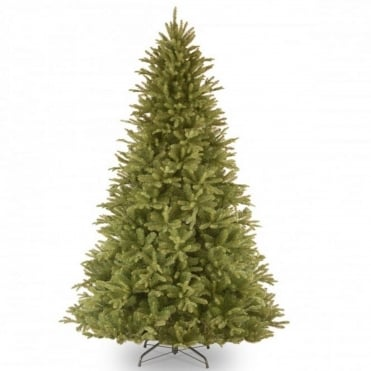 Edgewood Fir Feel-Real® Hinged Artificial Christmas Tree