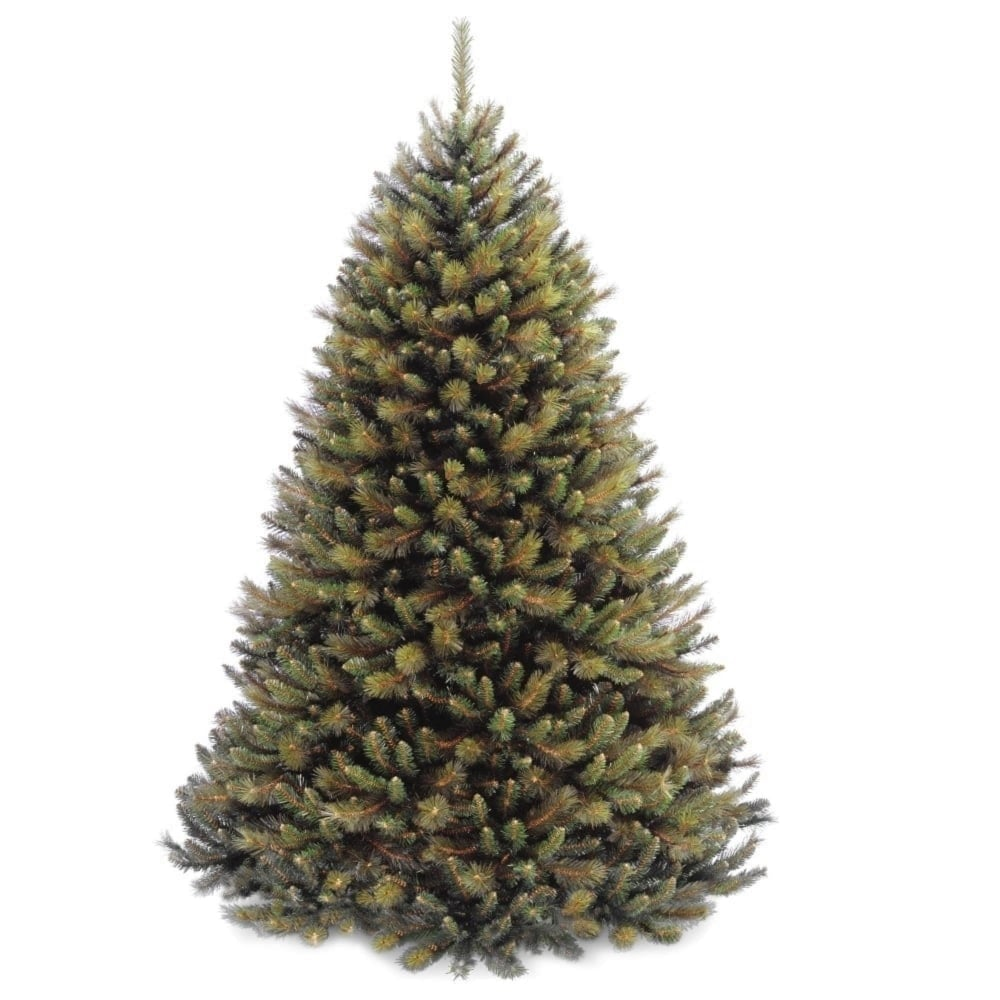 """Rockland Pine 6ft 6"""" Hinged Artificial Christmas Tree ..."""