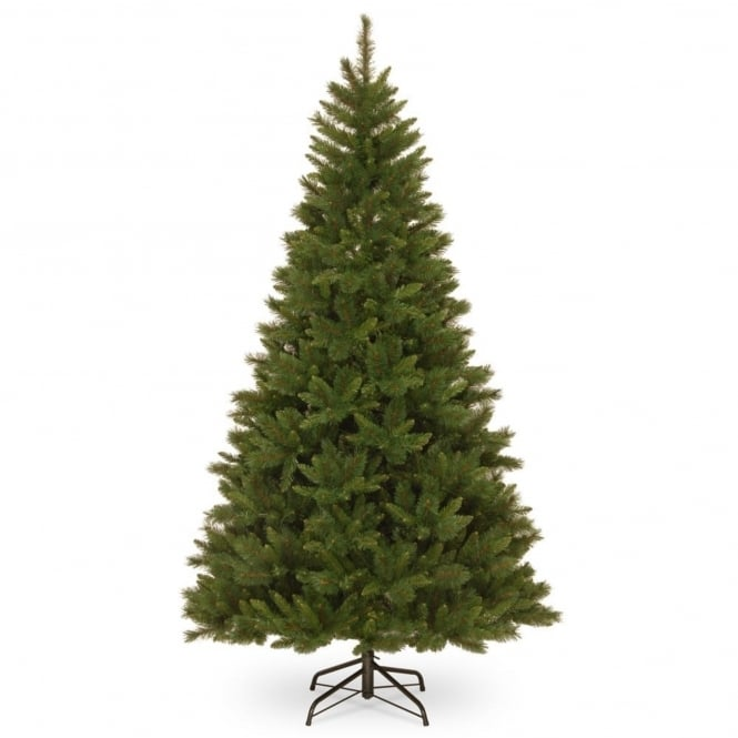 National Tree Company Winslow Pine Hinged Artificial Christmas Tree