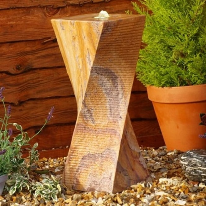 Deco-Pak Natural Water Feature - Atlantic Tower 50cm (40kg)