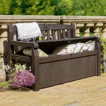 Iceni 265L Storage Bench