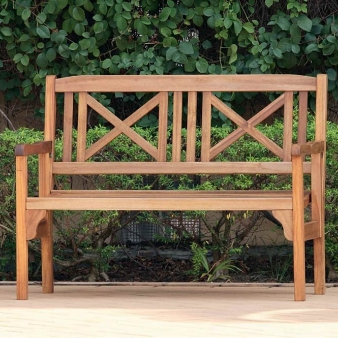 Norfolk Leisure Lucia Folding Bench