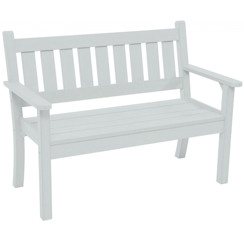 Norfolk Leisure Stay A While 2 Seat Bench Garden Street