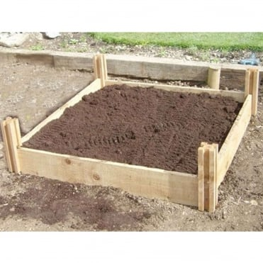 Blackdown Standard Single Raised Bed