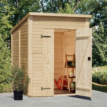 Jane Pent Shed 6X6