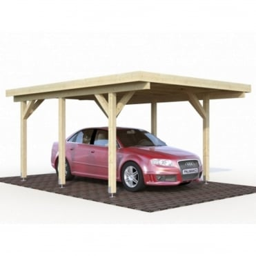 Karl Single Carport