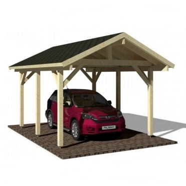 Klaus Single Carport