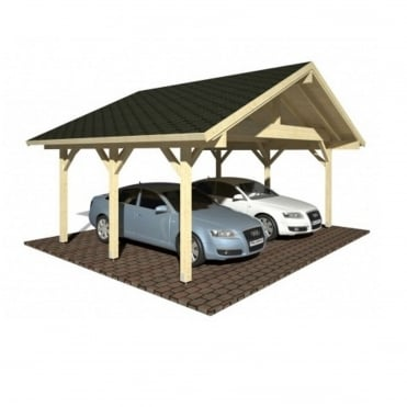 Robert Double Carport