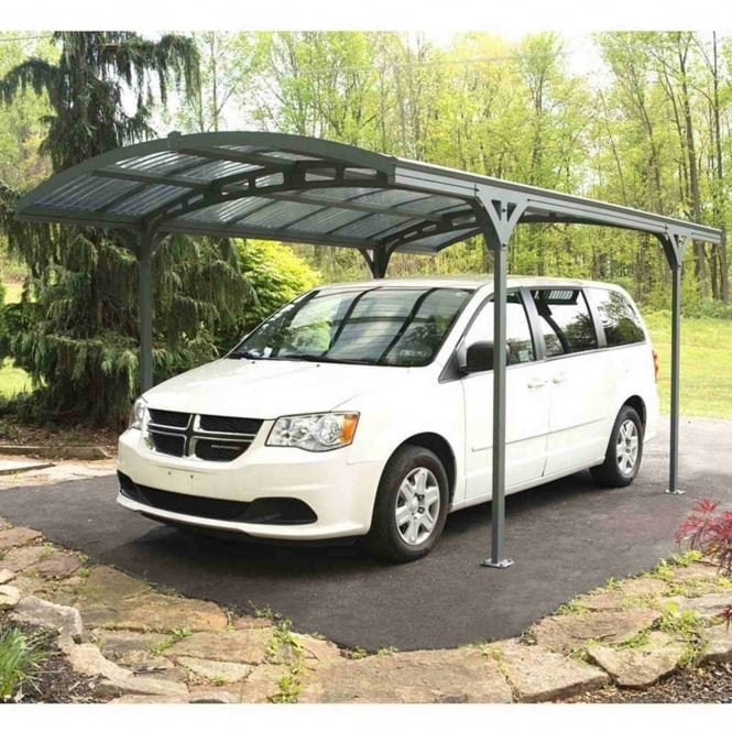 Palram Atlas 5000 Single Carport