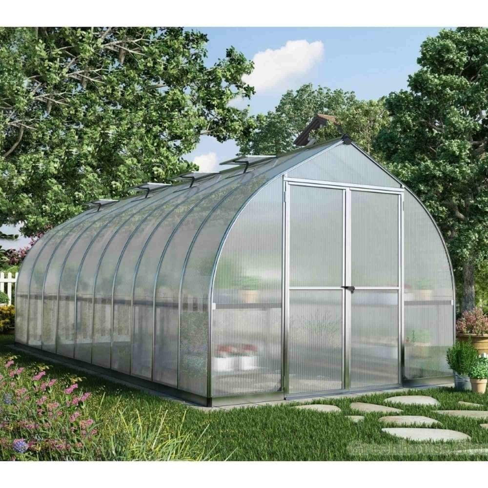 Palram Bella Greenhouse 8x20 Garden Street