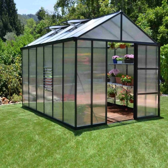 Palram Glory Premium Greenhouse 8X12