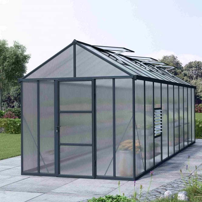 Palram Glory Premium Greenhouse 8X20