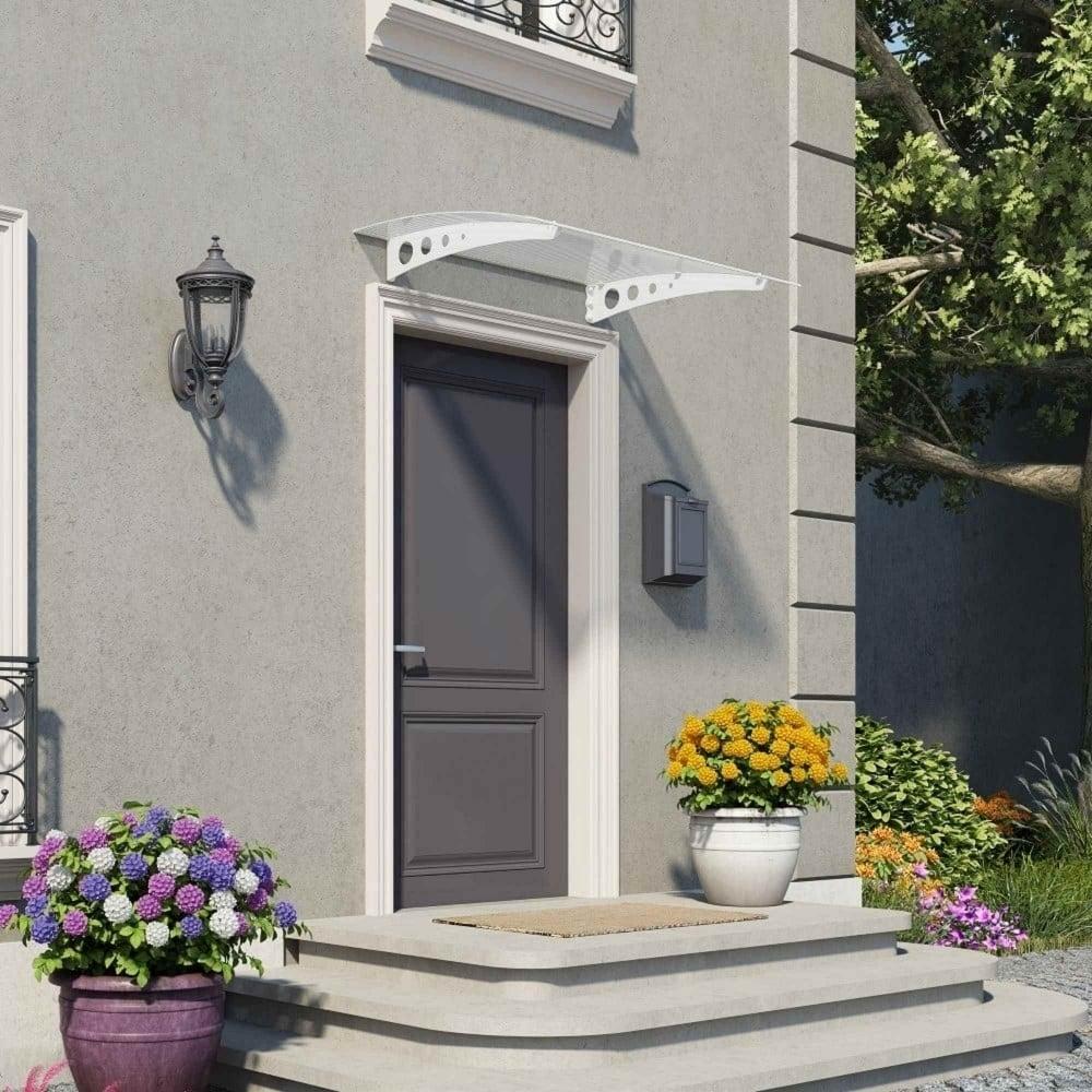Palram Lyra Door Canopy Garden Street