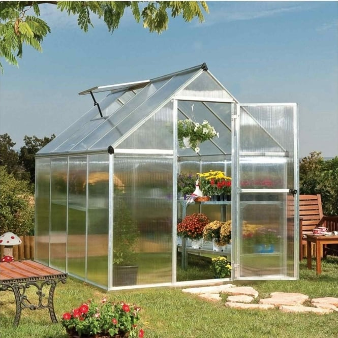 Palram Mythos Greenhouse 6X8