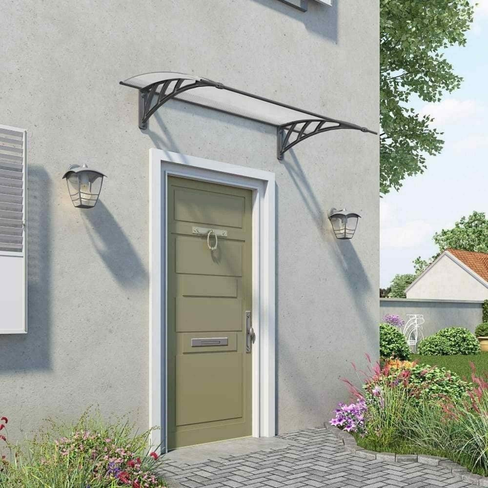 Neo 1350 Door Canopy  sc 1 st  Garden Street & Palram Neo Door Canopy 1350 | Garden Street