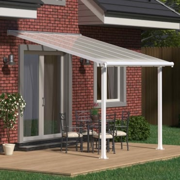 Olympia Patio Cover 3m White
