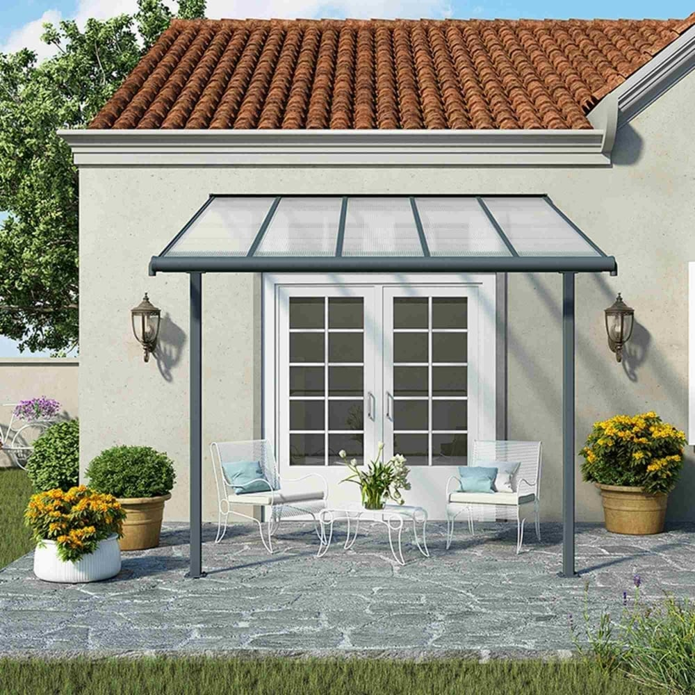 palram patio cover grey garden
