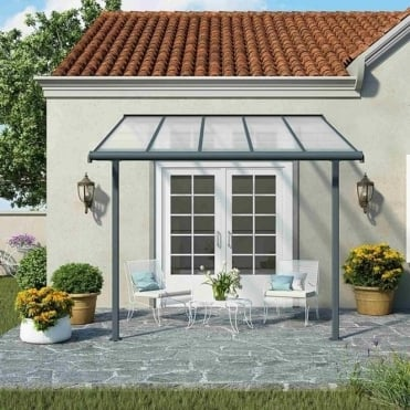 Sierra Patio Cover Grey
