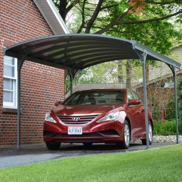 Vitoria 5000 Single Carport