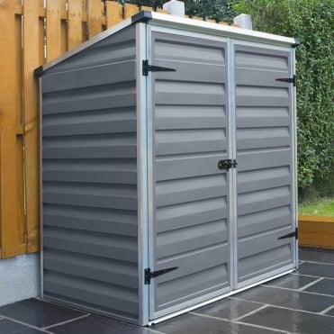 Voyager Skylight Anthracite Shed