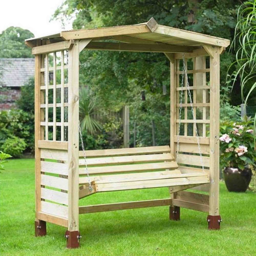 Excellent topic swinging pergola seat you