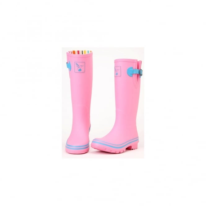 Evercreatures Pastel Pink Wellies