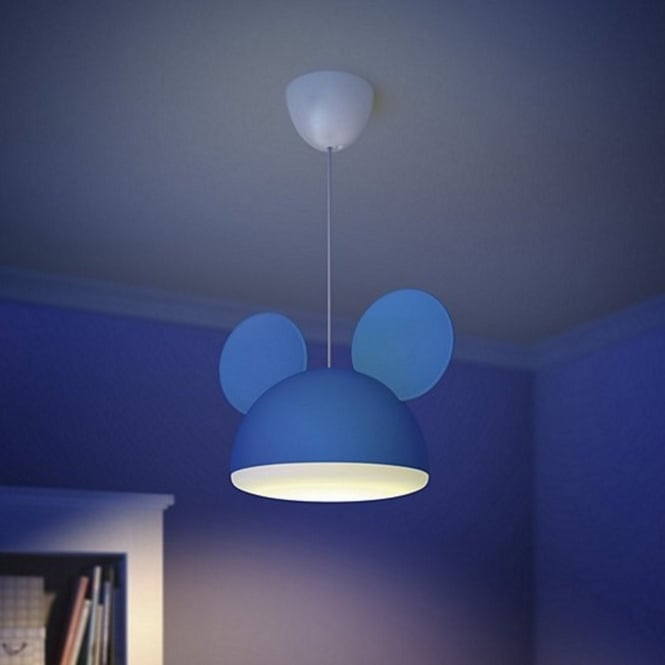 Philips Mickey Mouse Pendant 1x15W