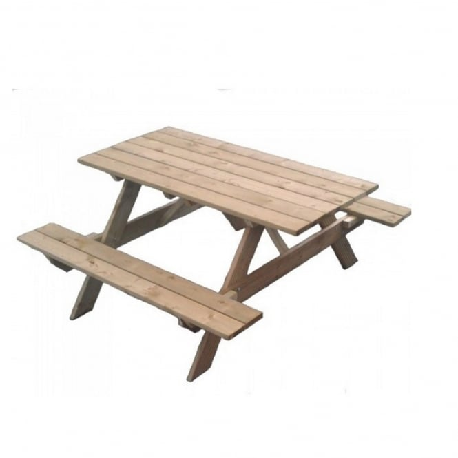 Storemore Picnic Table