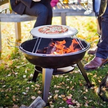 Pizza Firepit