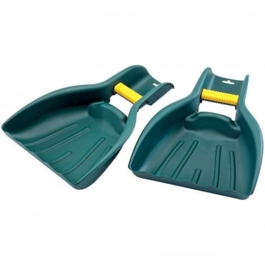 Plastic Heavy Duty Leaf Collectors