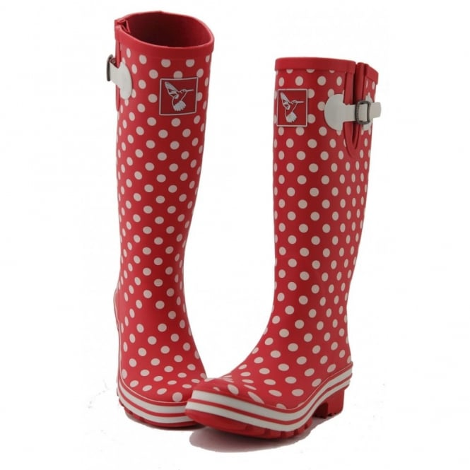 Evercreatures Polka Dot Wellies