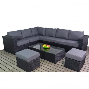 Prestige Large Corner Set