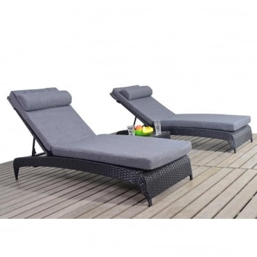 Prestige Lounger Set
