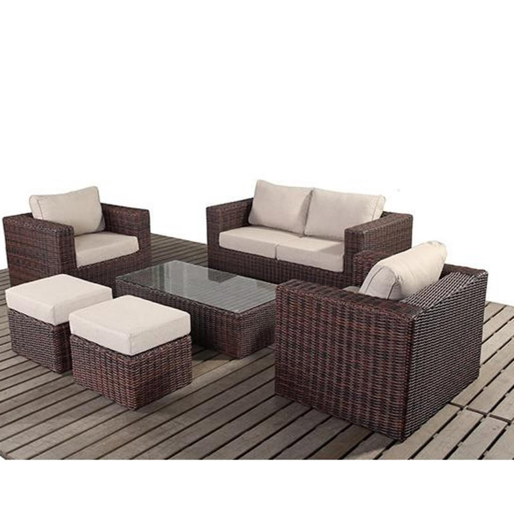 Port Royal Windsor Small Sofa Set Garden Street