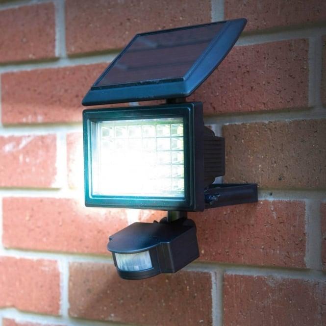 Powertek Solar LED Security Light Garden Street