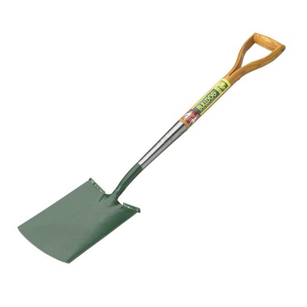 Bulldog premier treaded digging spade garden tools range for Garden implements tools