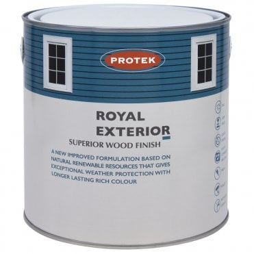 Royal Exterior Finish