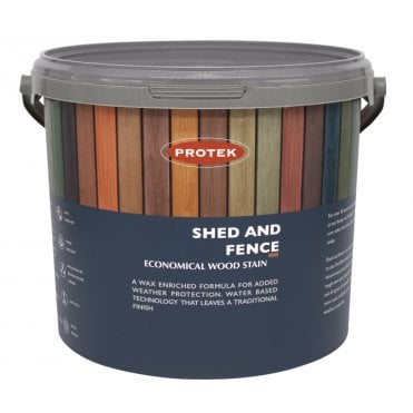 Shed and Fence Stain