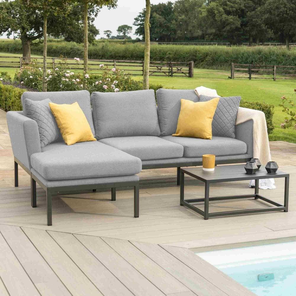 Maze Lounge Pulse Chaise Sofa Set