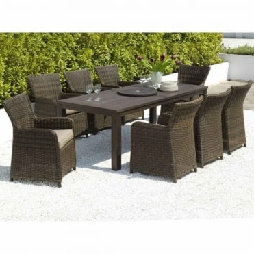 Regency 8 Seater Dining Set