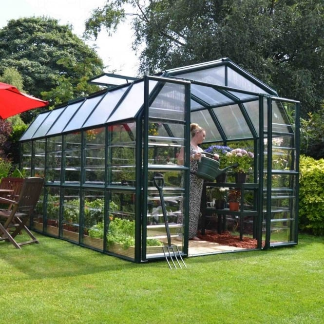 Rion Grand Greenhouse 8X12